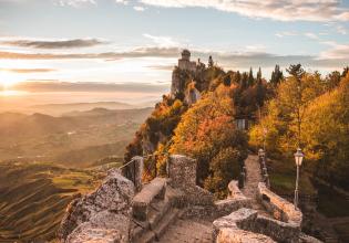 Private Tour of San Marino: UNESCO World Heritage Site