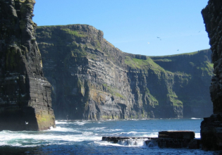 Cliffs of Moher, The Burren & Galway City from Dublin