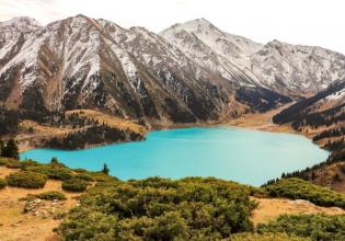 Big Almaty Lake half-day tour