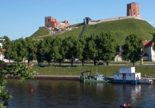7N 6D Baltic capitals tour