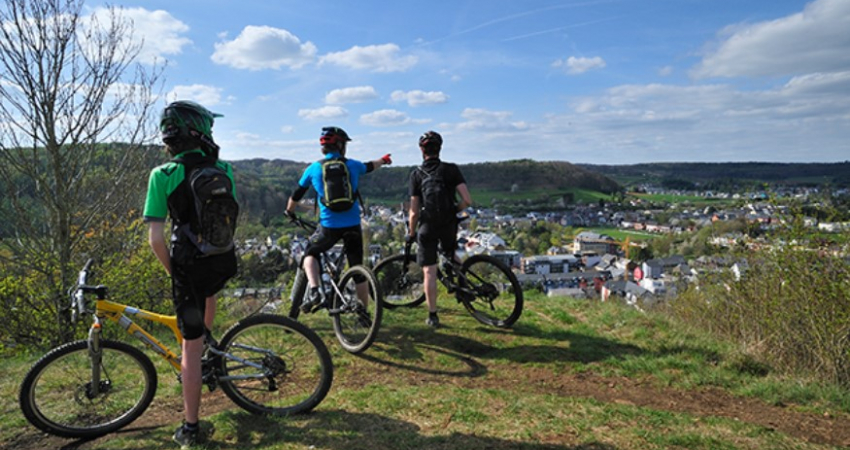 4 regions to explore by bike