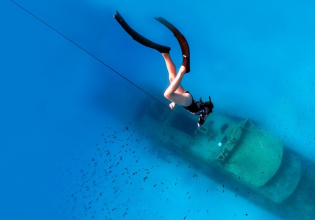 Free Diving Expedition