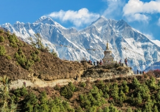 Road to Mustang and Muktinath