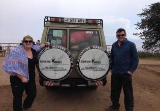 6 Days Under canvas – Wildlife Camping Safari